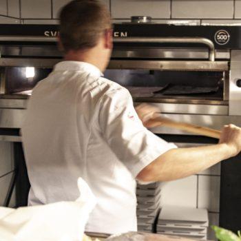 Sveba Dahlen P601 High Temp pizza oven