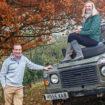Joe & Keeley Evans, owners, Crumplebury