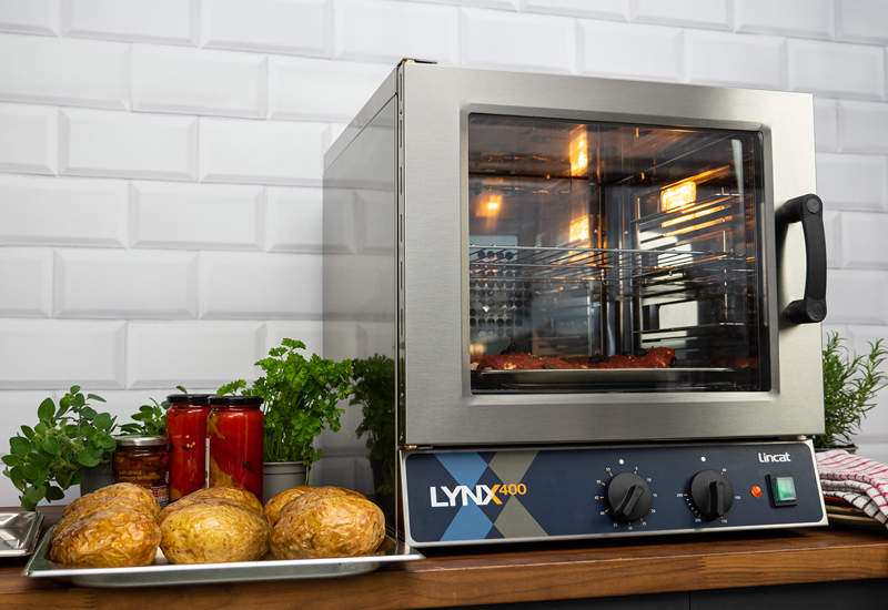 Lynx 400 LCOT2 convection oven