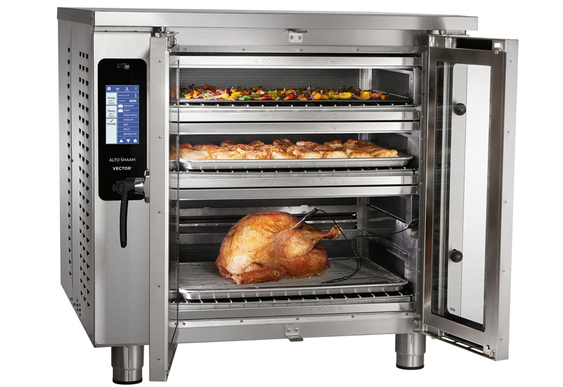 F-Series Vector multi cook oven