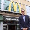 Richard Forte, McDonald's Reading franchise owner