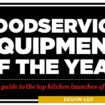 Foodservice Equipment of the Year – Design-Led 2019