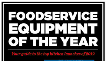 Foodservice Equipment of the Year – Functionality 2019