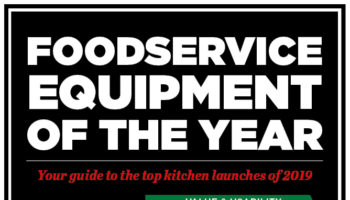 Foodservice Equipment of the Year – Value & Usability 2019