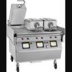 L810 triple platen clamshell grill