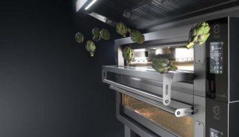Leonardo hybrid pizza oven 1
