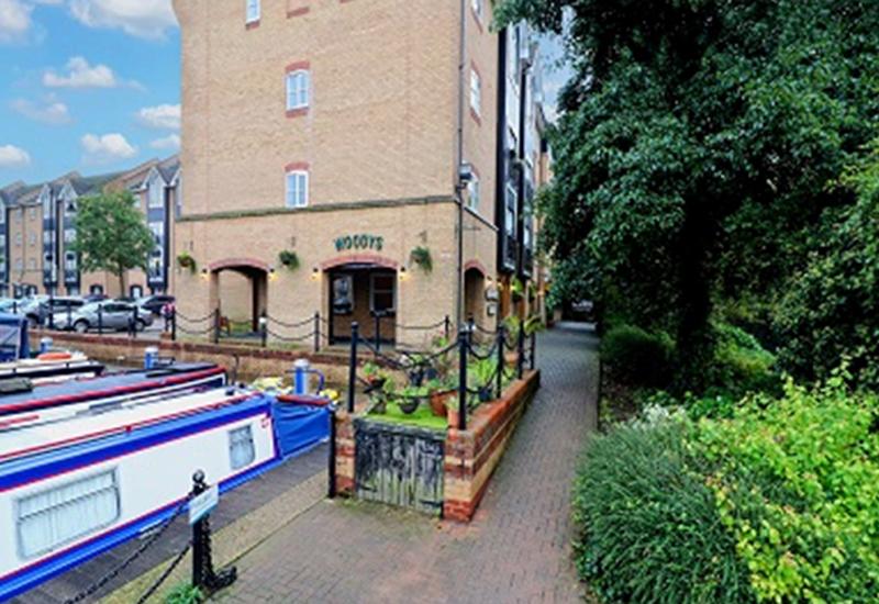Woody's restaurant, Hemel Hempstead