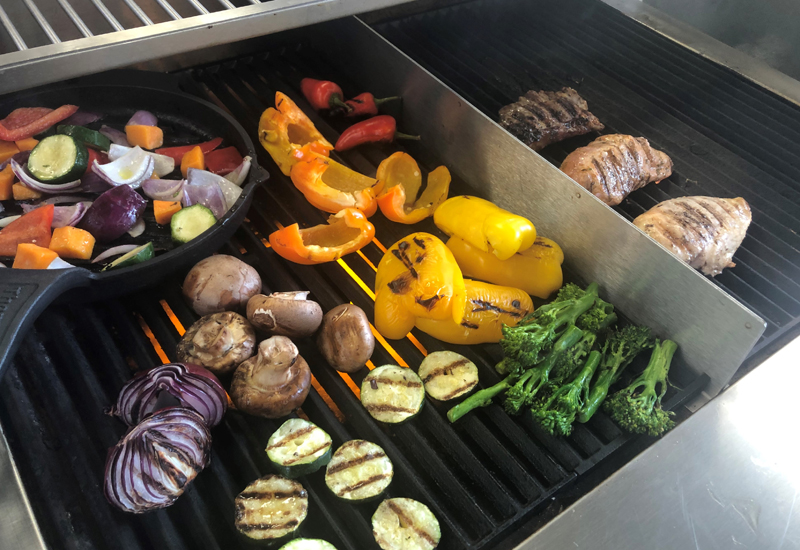 Synergy Grill Technology dividers