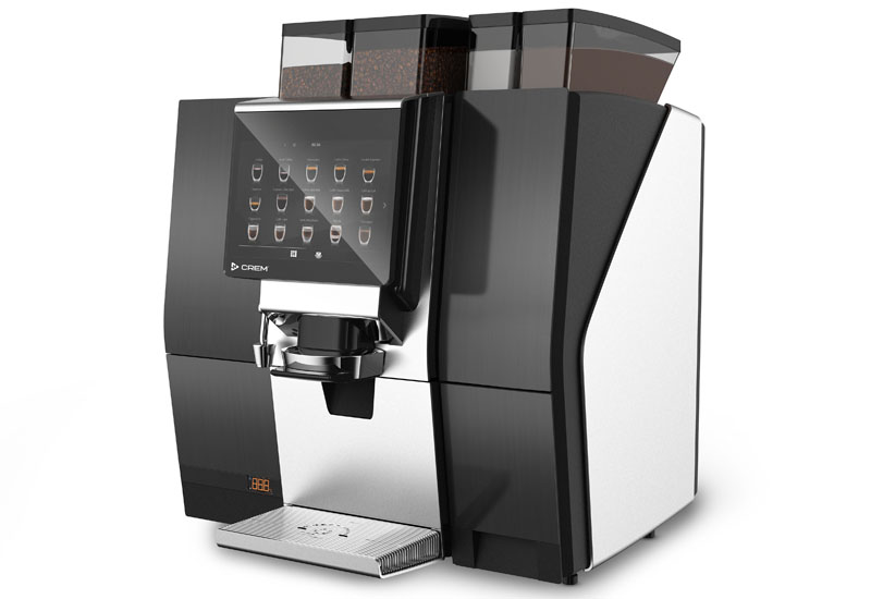 Unity 1 + Fully Automatic Coffee Machine