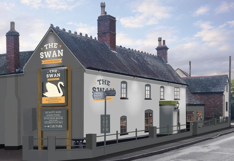 The Swan, Warwickshire, Proper Pubs