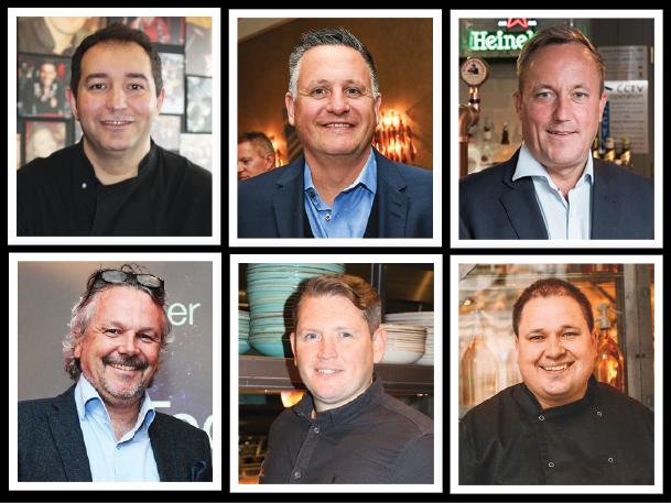Executive chefs