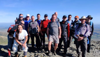 Commercial Catering Equipment Charity Walking Group, Blencathra 2019