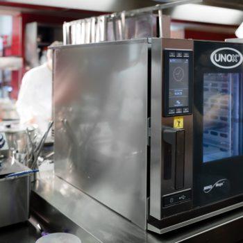 ChefTop combi oven