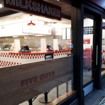 Five Guys Baker Street 1