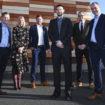 Marston's facilities and energy team 2