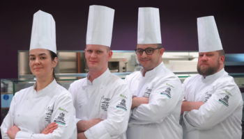 Compass Group World Culinary Olympics chefs 2020