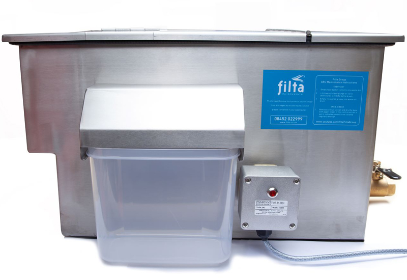 Filta GreaseMaster grease recovery unit