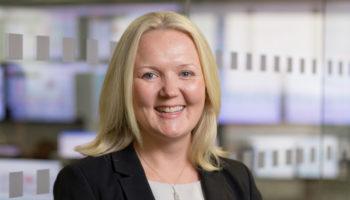 Julie Sutton, operations director