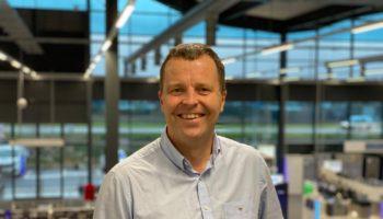 Robin White, managing director, UK and Ireland