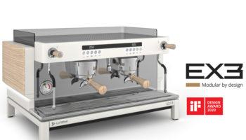 Crem EX3 espresso machine