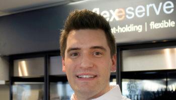Warwick Wakefield, customer experience director, Flexeserve division