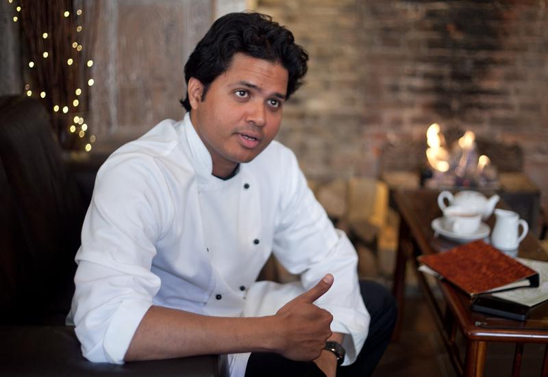 Dev Biswal, chef-owner, Ambrette
