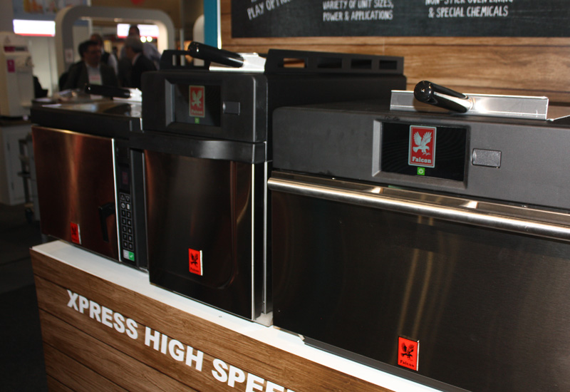 Falcon Xpress high speed compact ovens