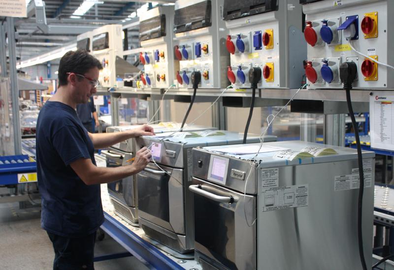 Merrychef factory 1