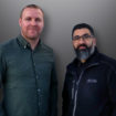 Richard Goodchild, commercial director and Amjad Alikhan, managing director