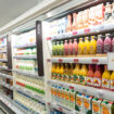 Sainsbury's Aerofoil fridge 1