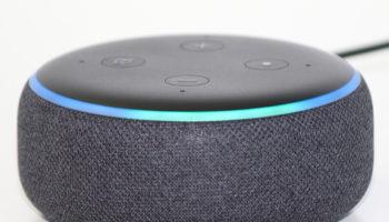 Alex Echo Dot smart speaker