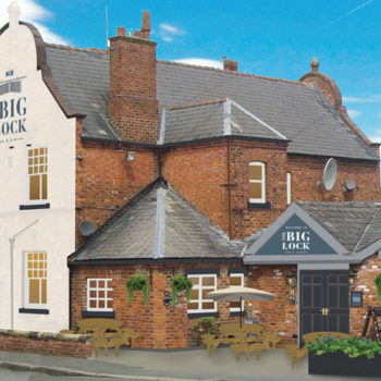 The Big Lock, Middlewich, Priory Inns North West