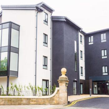 Ashton Court care home, Newcastle upon Tyne