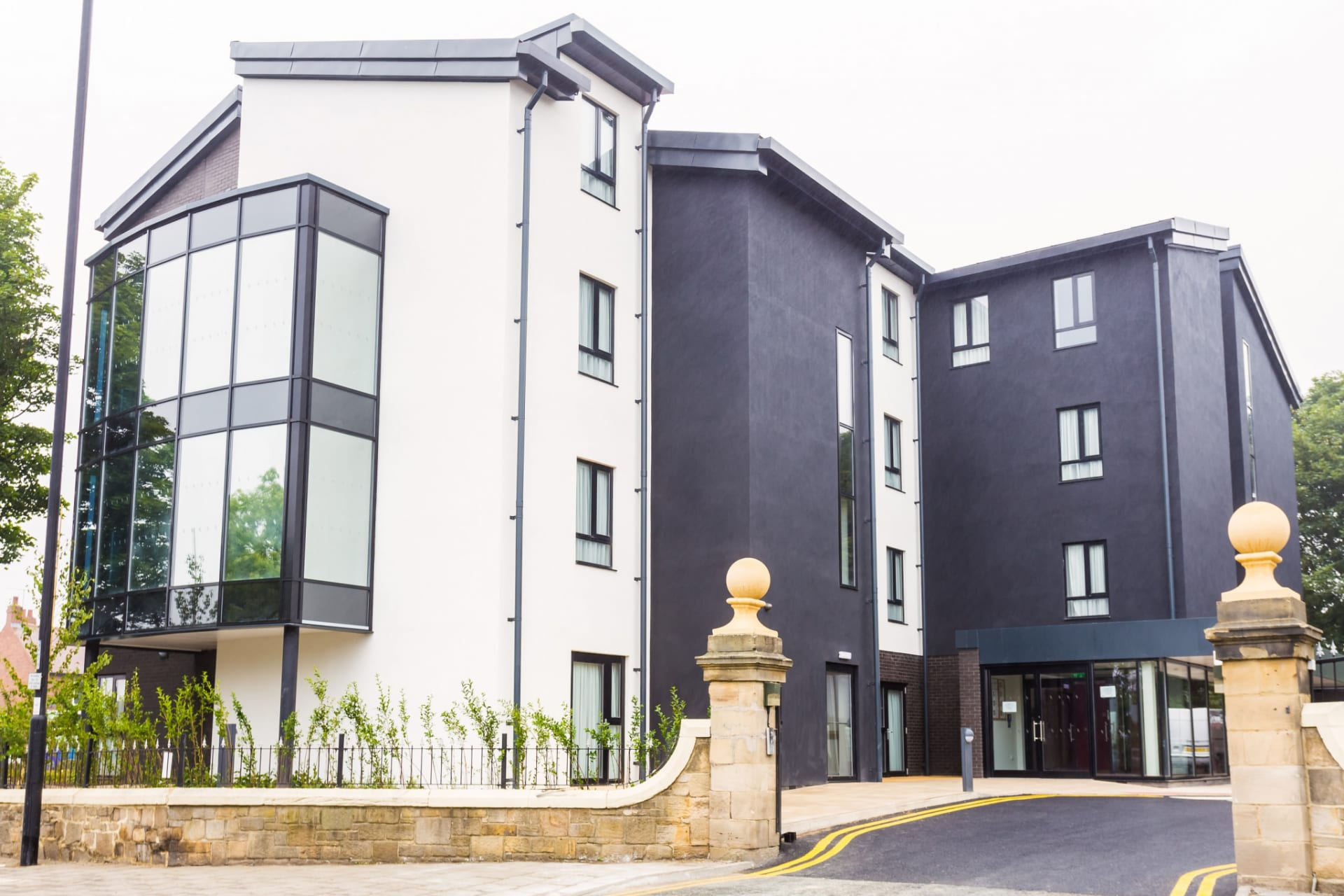 Ashton Court care home, Newcastle upon Tyne
