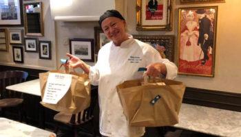 Beatrix Zoltan, head chef, Bella Italia South Kensington
