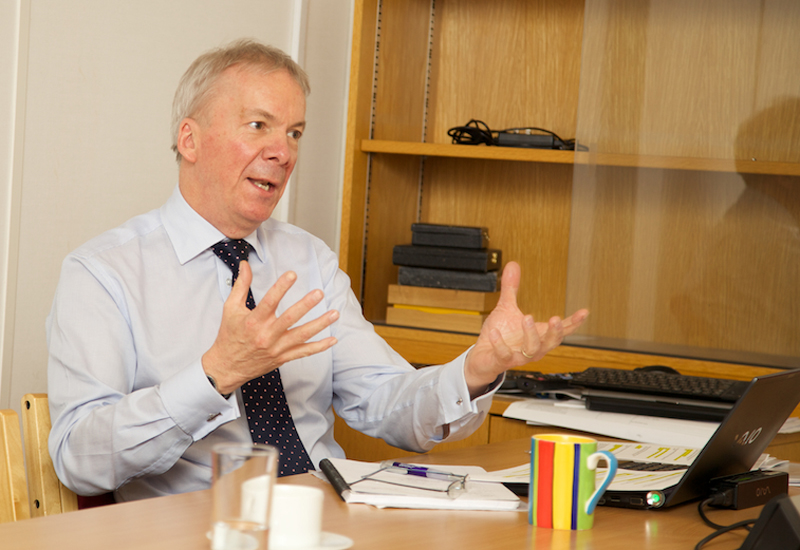 Keith Warren, chief executive 1