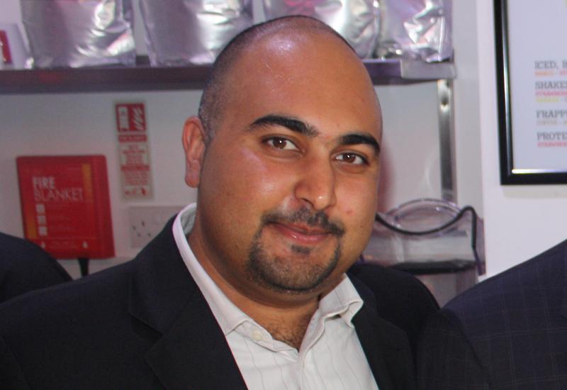 Kurran Ghadvi, sales and marketing director