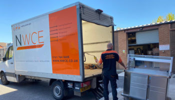 NWCE Foodservice Equipment regeneration units