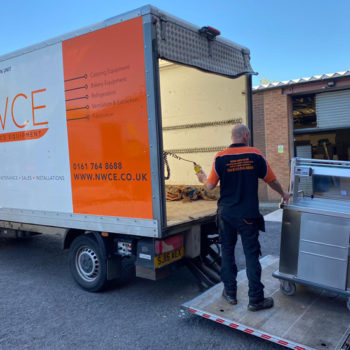 NWCE Foodservice Equipment regeneration units