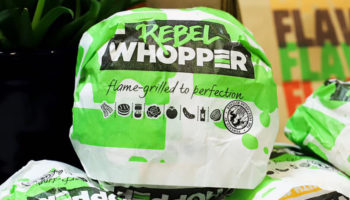 Rebel Whopper