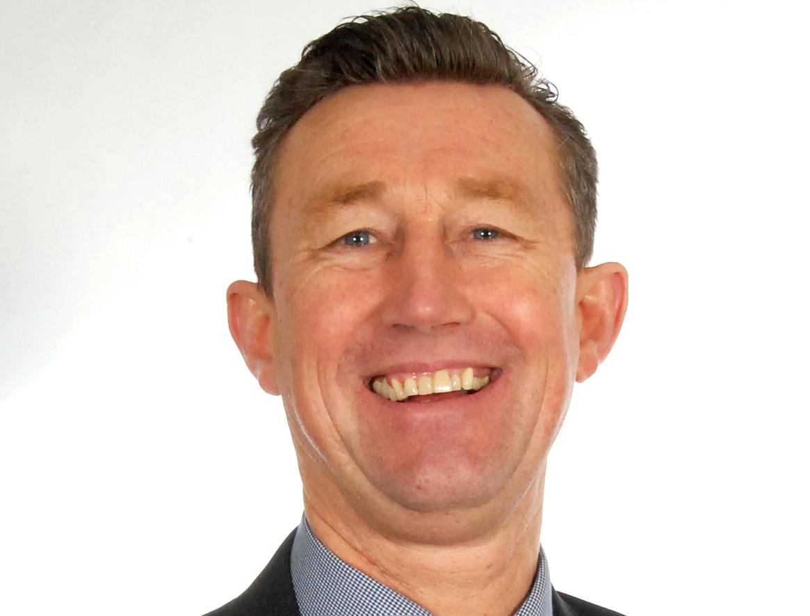 Phil Shelley, facilities manager, Taunton & Somerset NHS