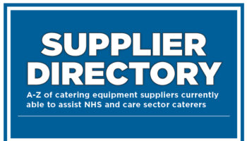 Supplier directory NHS & care sectors