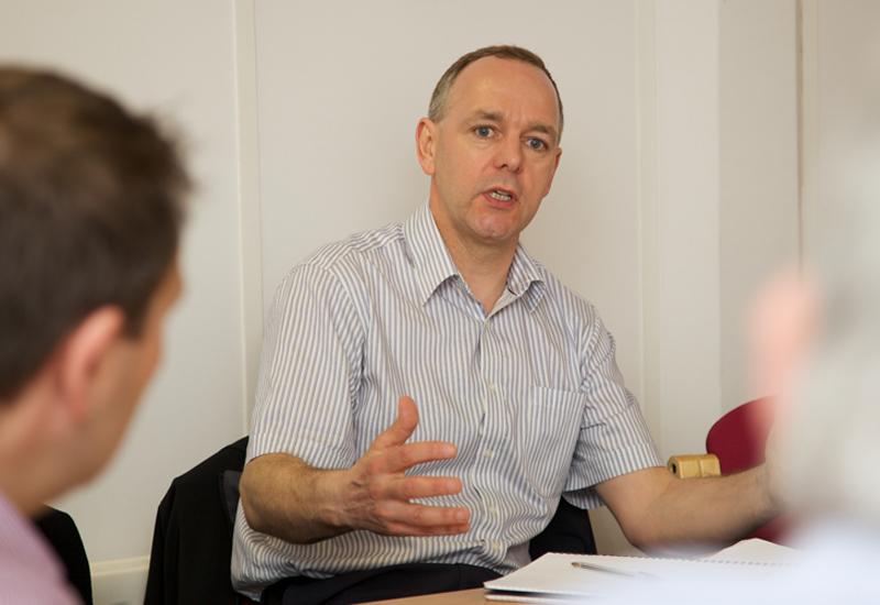 Chris Playford, market and development director