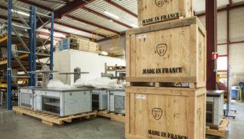 Charvet factory
