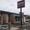 Costa drive-thru