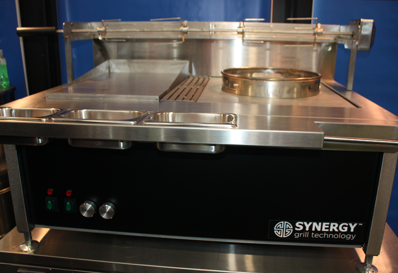 Synergy Grill Technology