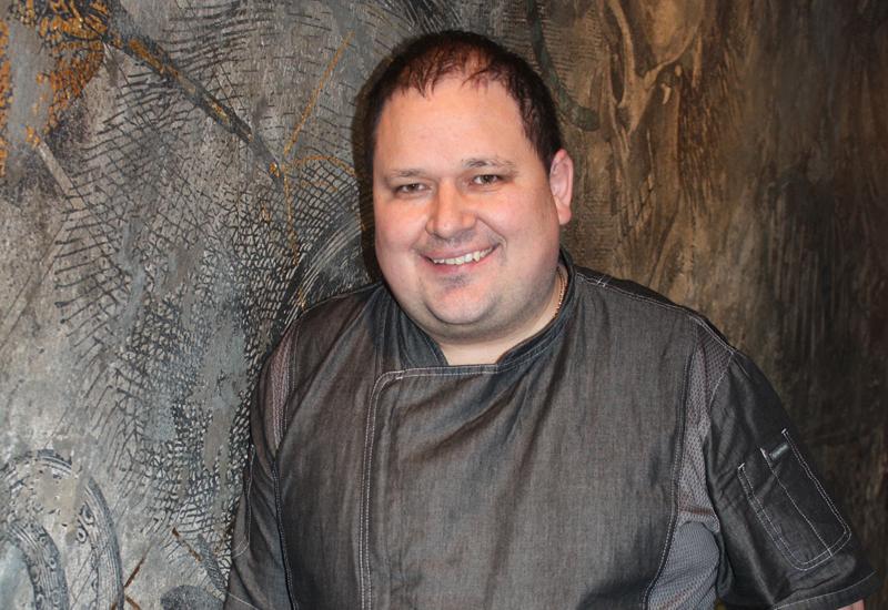 Seamus O'Donnell, culinary director