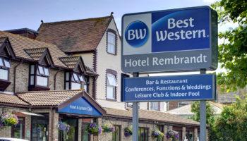 Hotel Rembrandt, Best Western, Dorset