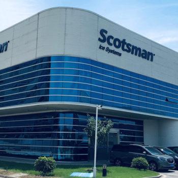 Scotsman factory Milan