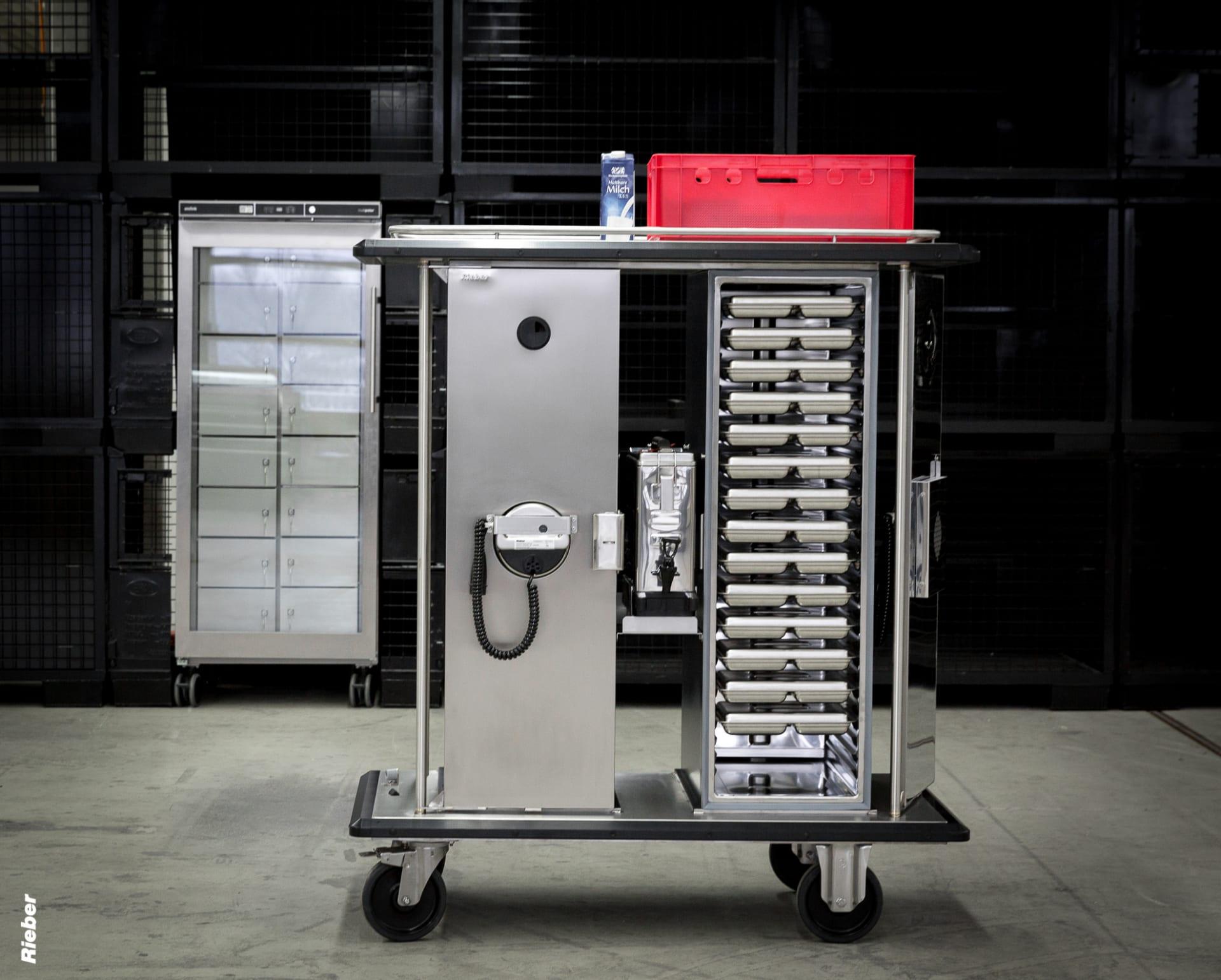 JVA Secure Meal System